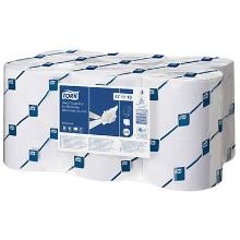 Håndklæderulle Tork 2 lag H13 hvid 143 m 24.7 cm product photo