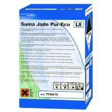 Maskinopvask flydende Suma Jade Pur-Eco L8 SafePack u Klor Svane til Alu 10 ltr product photo
