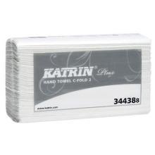 Håndklædeark Katrin Plus c fold 2 lag 24x33x9cm product photo