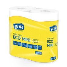 Toiletpapir Grite Eco 2 lag natur 38.5 meter 350 ark product photo