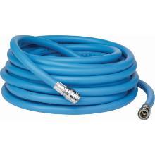 Slange Blå 15 m til skumsprøjte med koblinger til varmt vand product photo