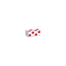 Håndklædeark Katrin Classic 2 lag Zig Zag V-fold 22.4x23x11.5cm product photo