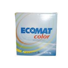 Vaskepulver Ecomat Color Sensitive til Farvet tøj Alle temperaturer 7.35 kg product photo