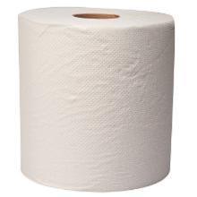 Håndklæderulle Pristine 1-lag 300 m med Hylse Perforeret Natur product photo
