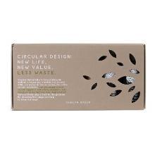 Boks Geneva Green m 4 stk 30 ml tuber sæbe shampoo balsam bodylotion og 15g sæbe product photo