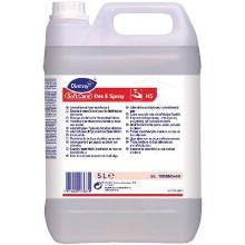 Hånddesinfektion Soft Care Des E Spray H5 med ethanol til hygiejnesluser 5 ltr product photo