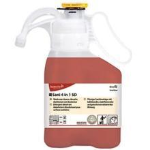 Sanitetsrengøring TASKI Sani 4-in-1 Kalkfjerner/Desinfektion SmartDose 1.4 ltr product photo