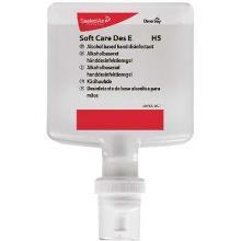 Hånddesinfektion gel Soft Care Des E ethanol u/parf til Intellicare disp 1.3 ltr product photo