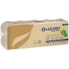 Toiletpapir EcoNatural 2-lag 19.8 m Genbrugsfiber svagt parfumeret product photo
