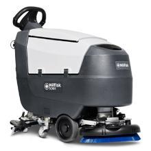 Gulvvasker Nilfisk SC401 43 BD Komplet med batteri lader og børste product photo