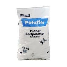 Salttabletter Brøste Poletter 25 kg til blødgøringsanlæg til opvaskemaskiner product photo