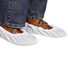 Skoovertræk 41 cm kraftig CPE 40 my hvid product photo