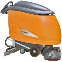 Gulvvasker walk-behind TASKI swingo 1650 med batteri. Uden børste/rondelholder product photo