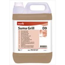 Ovn-og grillrengøring flydende SumaGrillD9 højalkalisk til manuel rengøring 5ltr product photo