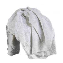 B - W: Chiffons blancs éponge mixte en sac - 10kg photo du produit