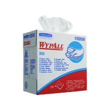 Wypall X50-8335 lavette blanche 23x32cm - 10x76pc - Pliage L - Boite Pop-up photo du produit