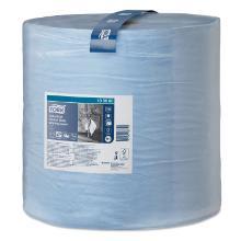 Tork Advanced Wiper 440 blue - 1roul - 3pl - 34x37cm - 750f - 255m - W1 photo du produit