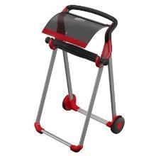 Dispenser sur pied Tork rouge/noir - 65x53x100cm - W1 photo du produit
