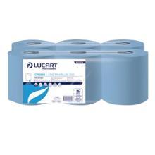 Strong l : one mini 350 blue cell - 2 plis - 35x35 cm - 350 feuilles - 123m photo du produit