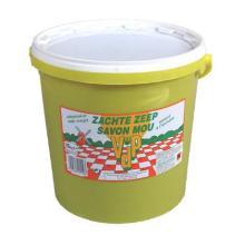 Mousse-Neige VDP - Savon mou d'huile de lin et d'acide gras - seau 10kg photo du produit