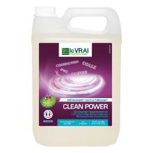Le Vrai Professionnel Clean Power : nettoyant surface puissant - 5 l photo du produit
