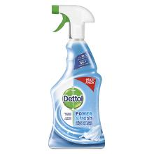 Dettol : nettoyant multi-usage - fraicheur coton - spray - 750 ml photo du produit