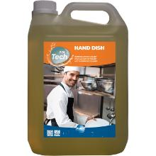 PolTech hand dish : détergent polyvalent - vaisselle et surfaces - 5lt photo du produit