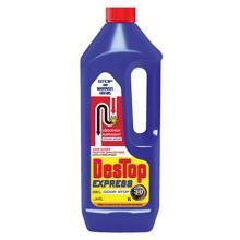 DESTOP EXPRESS GEL/`1lt: Déboucheur canalisations photo du produit
