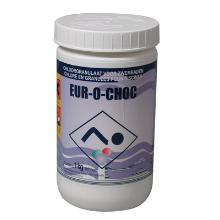 `EUR-O-CHOC`: Chlore en granules 'Désinfectant' boîte de 1kg N° D'autorisati photo du produit