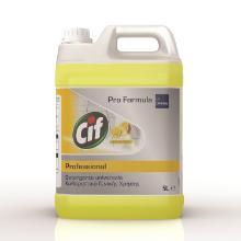 Pro Formula: CIF Lemon Fresh Nettoyant multiusage parfumé - 5lt photo du produit
