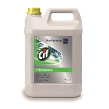 Cif Prof. gel javel - 5lt : gel multi usages photo du produit