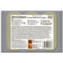 Good Sense Appel 30 Days : Recharge désodorisant - 6 x 2 pc photo du produit
