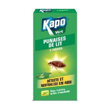 Kapo : piège à punaises de lit - boite de 5 pièces photo du produit