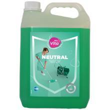 Polvita neutral : nettoyant sols et surfaces - probiotique - 5 l photo du produit