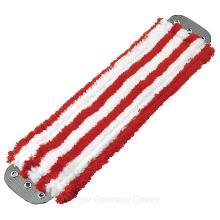 Smartcolor micromop : 40 cm - rayé rouge et blanc photo du produit