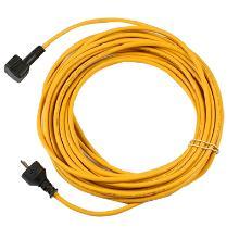 Nucable jaune 15m 3x1,5mm : câble de recharge pour NR 1500S photo du produit