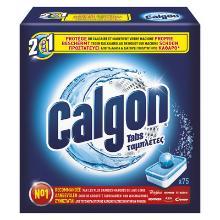`CALGON 2en1 TABLETTES`:Protect.contre le CALCAIRE photo du produit