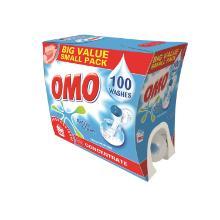 Omo Prof. Active Clean : Détergent liquide pour linge - 100 lavages photo du produit