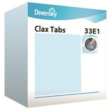 `CLAX TABS`: produit lessive/2 x 36 tablettes photo du produit