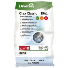 CLAX CLASSIC 35A1 : poudre lessivielle - 250 lavages - 20 kg [7512088/7512085] photo du produit