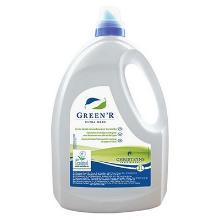Green'r ultra wash : 3 lt - lessive liquide - avec bec verseur photo du produit