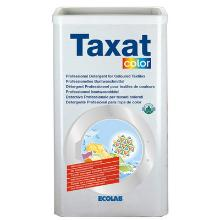 `TAXAT COLOR`7.5KG : Poudre lessive prélavage+lavage pour linge de couleu photo du produit