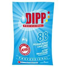 Dipp 88 : poudre lessive - tous les textiles - 416 lavages - 15 kg photo du produit