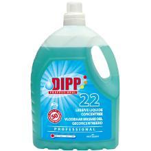 Dipp 22 : lessive liquide - 37 lavages - 3 lt photo du produit