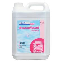 Assouplissant techline - 5 lt photo du produit