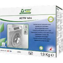 `GC ACTIV TABS/2x56 tabs - tablettes de lavage pour la lessive. photo du produit