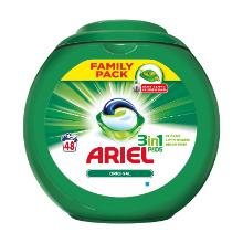 Ariel Pods 3in1 Regular (48pc) photo du produit