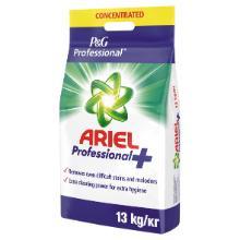 Prof ariel pro : 130 lavages - poudre blanc et couleurs - 13 kg photo du produit