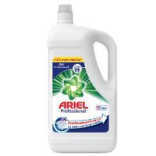 Prof ariel regular : 90 lavages - 4,95 lt - concentré - toutes températures photo du produit