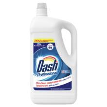 Prof dash liquid : 90 lavages - 4,95 lt - concentré - toutes températures photo du produit